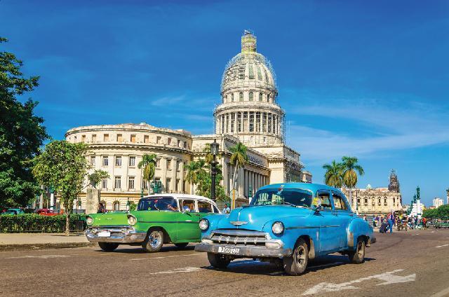 Varázslatos Kuba nagy körút