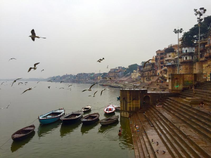 Az Aranyháromszög és Varanasi
