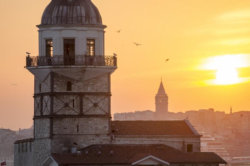 Isztambul, a Boszporusz metropolisza