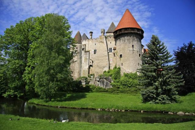 Meseszép kastélyok, tündöklő kertek Alsó-Ausztriában