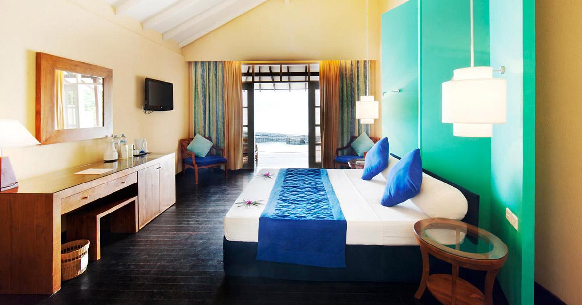 Adaaran Meedhupparu Island Resort