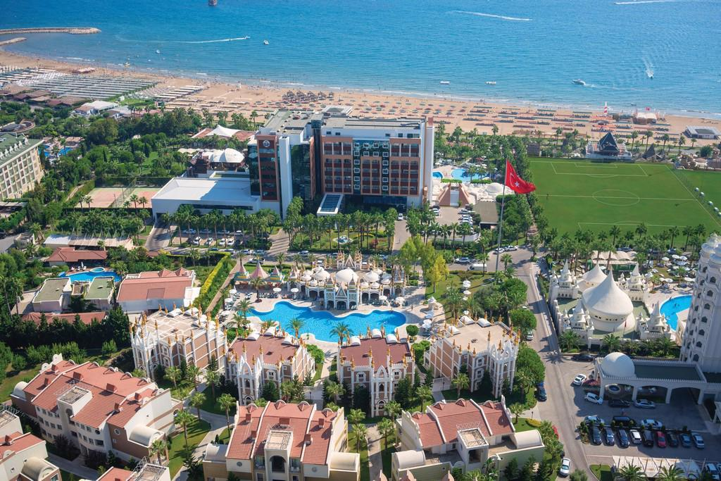 Kamelya World Selin Hotel & Spa