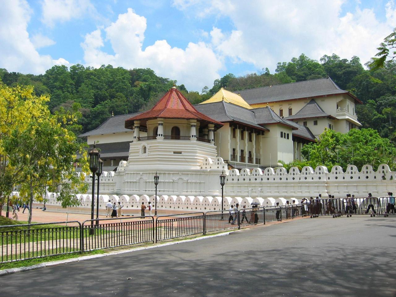 Srí Lanka körút + üdülés Paradise Island szigetén