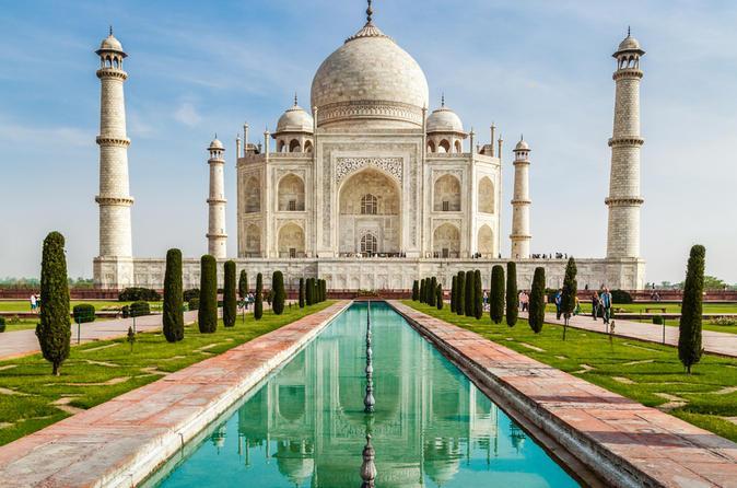 India Arany Háromszög körutazás + kirándulás Rajasthanban