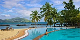 Beachcomber Sainte Anne Resort