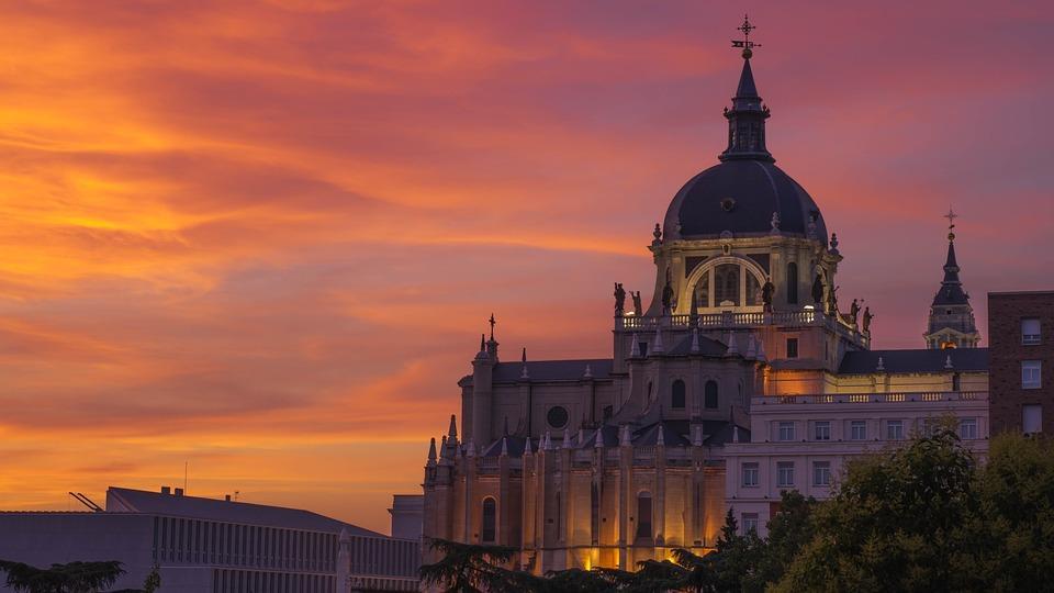 Madrid városlátogatás