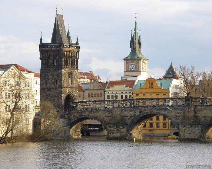 Prága, Dél-Cseh kastélyok