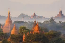 Mianmar nagy körutazás