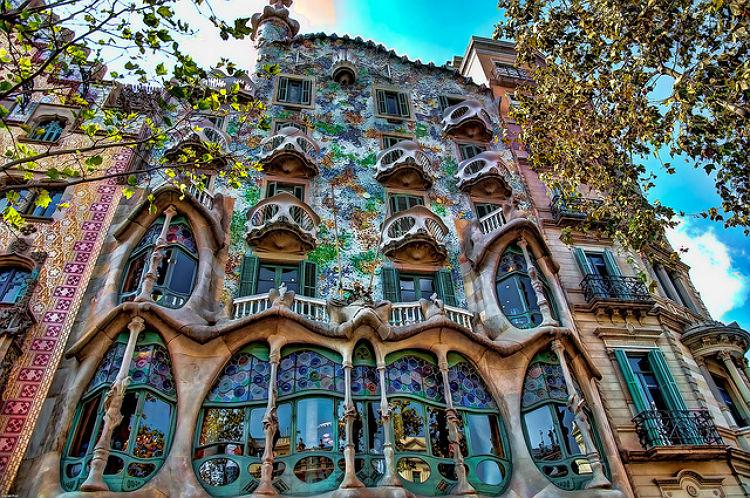 Barcelona Pünkösd