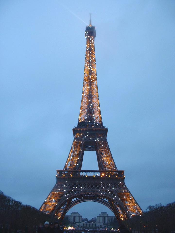 Párizs Szilveszter