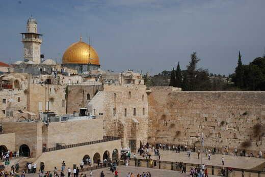 Izrael körutazás