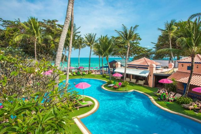 Baan Samui Resort + Prince Palace