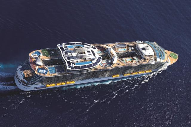Oasis Of The Seas - KARIB -SZIGETEK