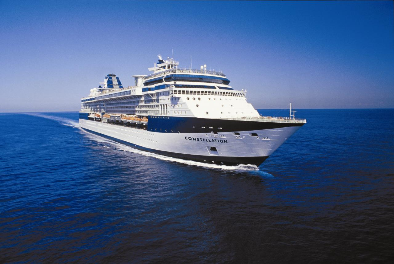 Celebrity Constellation  - ÁZSIA