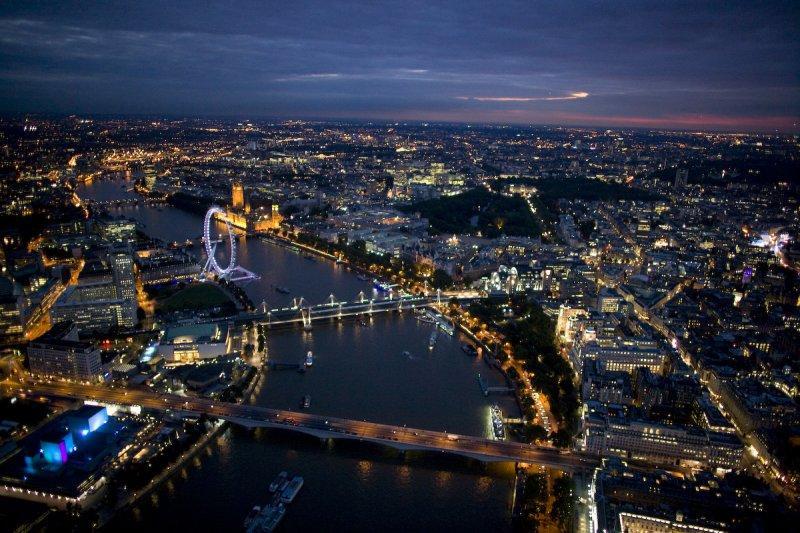 London városlátogatás (Budapest - London)