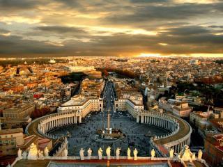 Hétvége Rómában (Budapest - Róma)