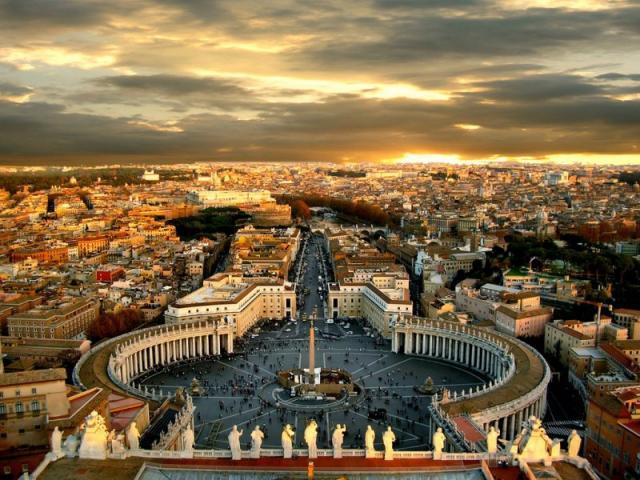 4 napos városlátogatás Rómában