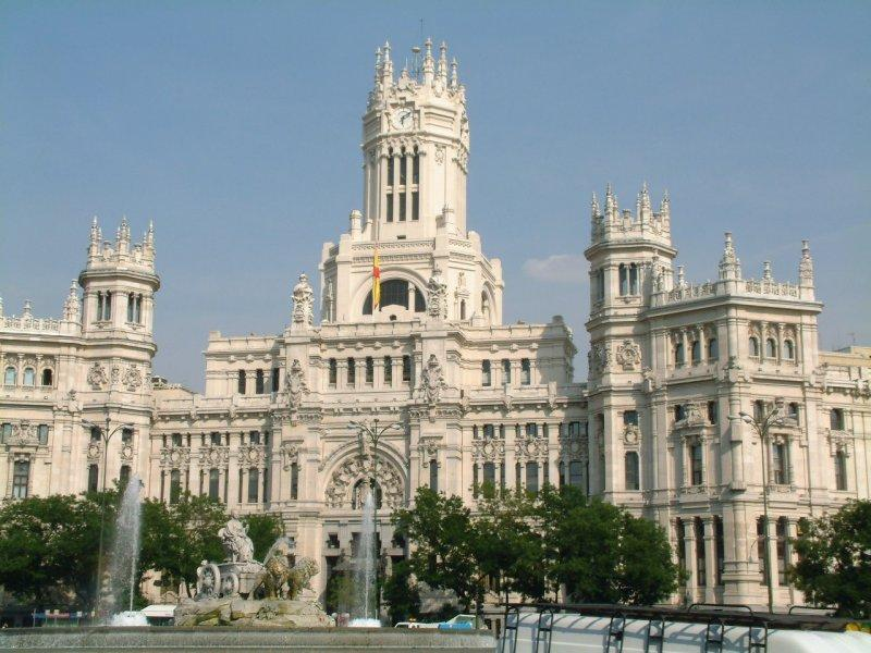 3 napos városnézés Madridban