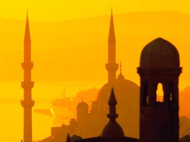 Városlátogatás Isztambulban