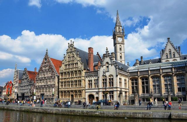 Brüsszeli Városnézés