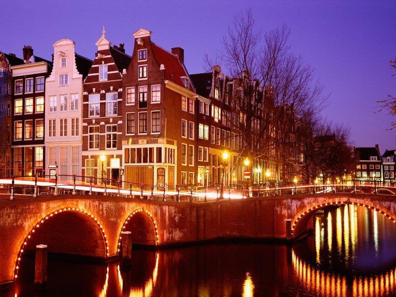 Városlátogatás egyénileg Amszterdamban