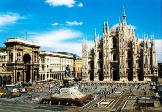 Városnézés egyénileg Milánóban Repülővel
