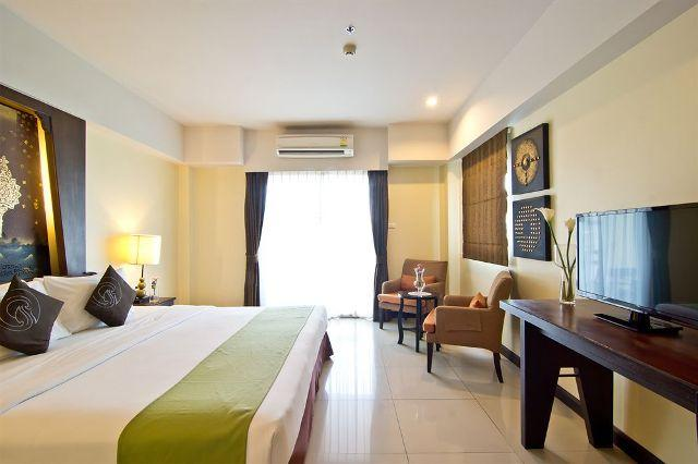 Hotel Golden Sea Pattaya