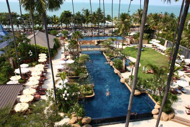Bangkok **** 2 éj és Pattaya 7éj Hotel Jomtien Palm Beach ****