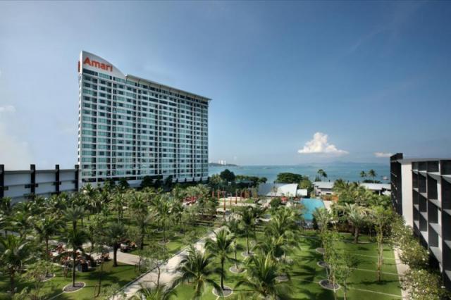 Bangkok 2éj Royal President és Pattaya 7éj Hotel Amari Ocean