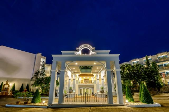 Bangkok **** 2éj Hotel Royal President és Phuket 7éj/9éj Hotel Andaman Seaview