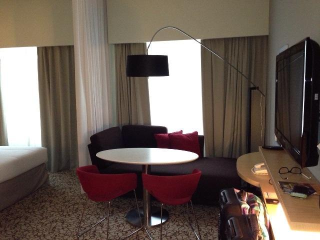 Hotel Suite Novotel Mall of Emirates