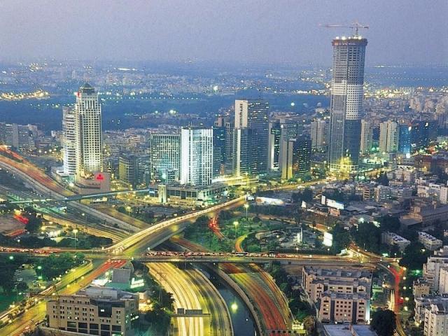 6 napos Egyéni Városnézés Hotel **** Tel Aviv