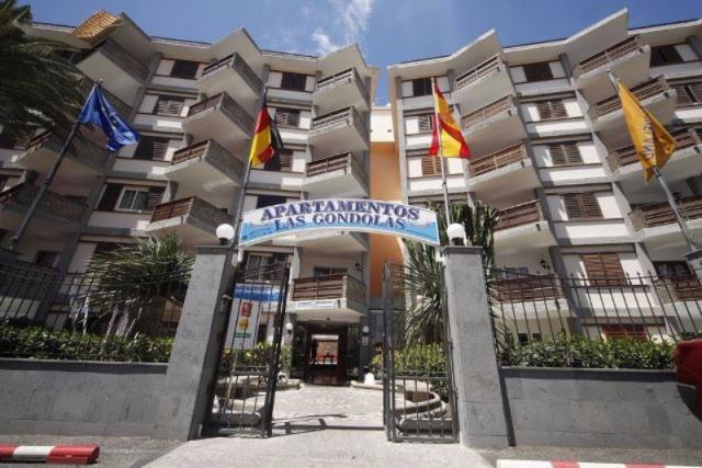 Las Gondolas apartmanok San Agustin - Gran Canaria