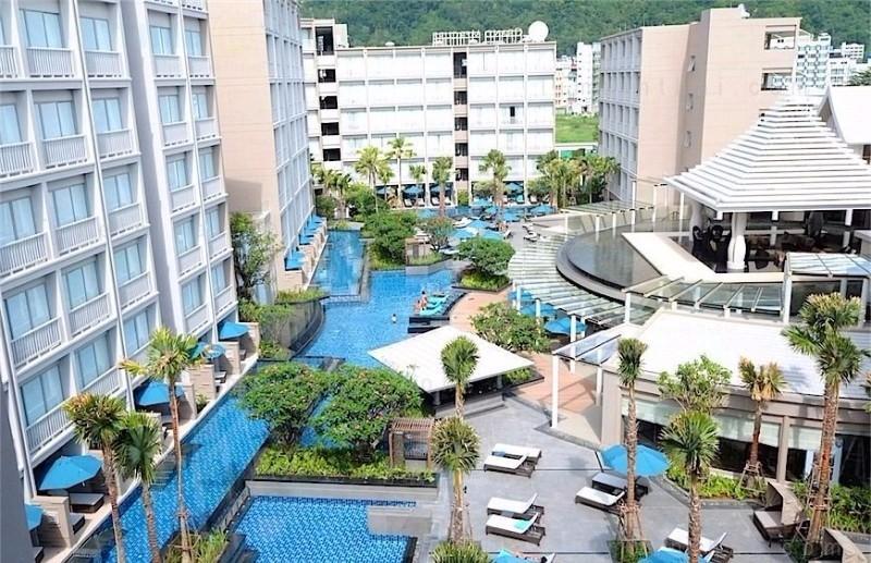 Bangkok 2/3éj és 7/9/12éj Grand Mercure Phuket Patong Phuket