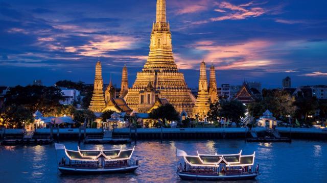 Thai nagykörút üdüléssel Golden Sea Pattaya