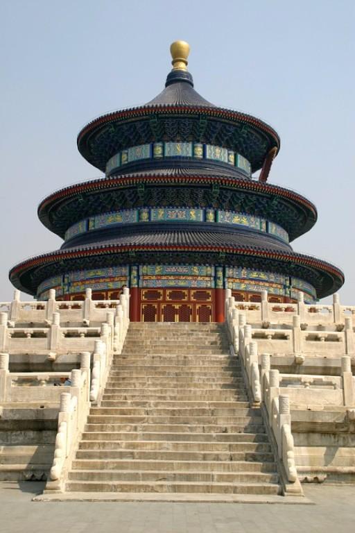 Peking, Kína szíve