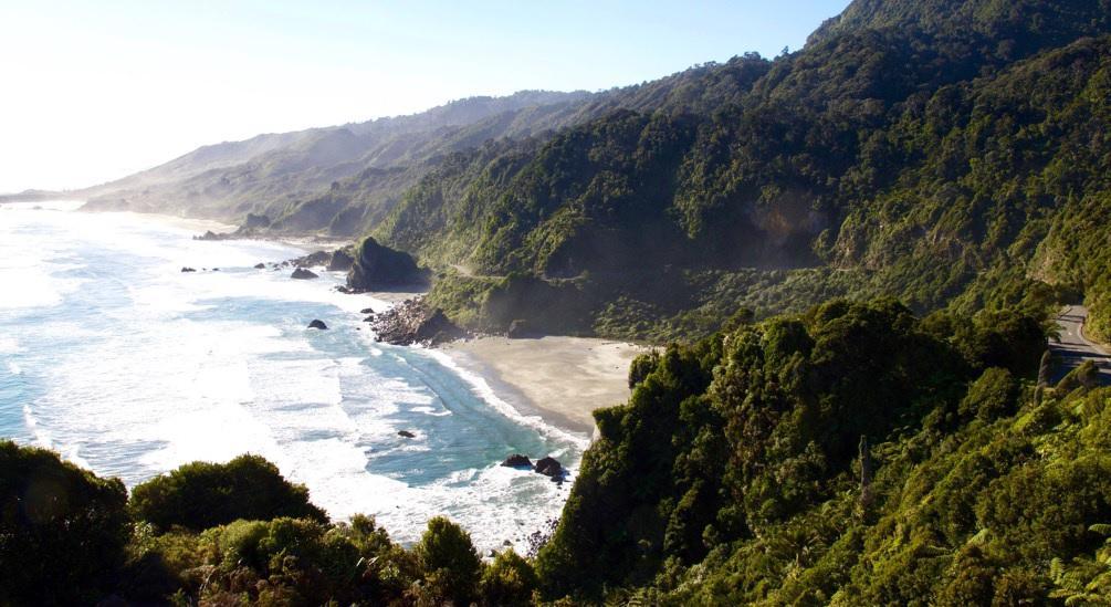 Új-Zéland 4 nap kerékpározással helyi magyar túravezetővel