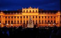 Advent Bécsben schönbrunni kastélylátogatással