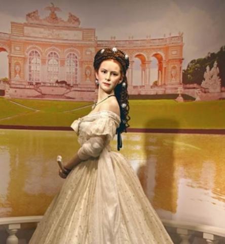 Advent Bécsben Madame Tussauds Panoptikum