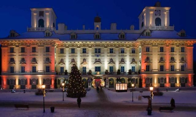 Advent az Esterházyaknál - karácsonyi vásár Kismartonon