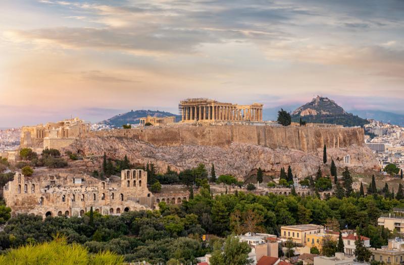 Körutazás Görögországban