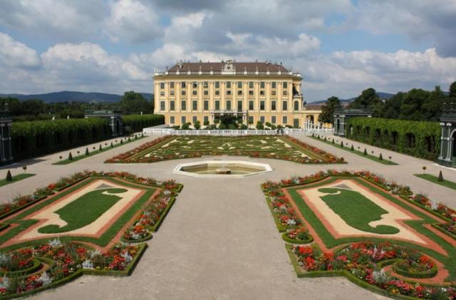 Bécs - Schönbrunn