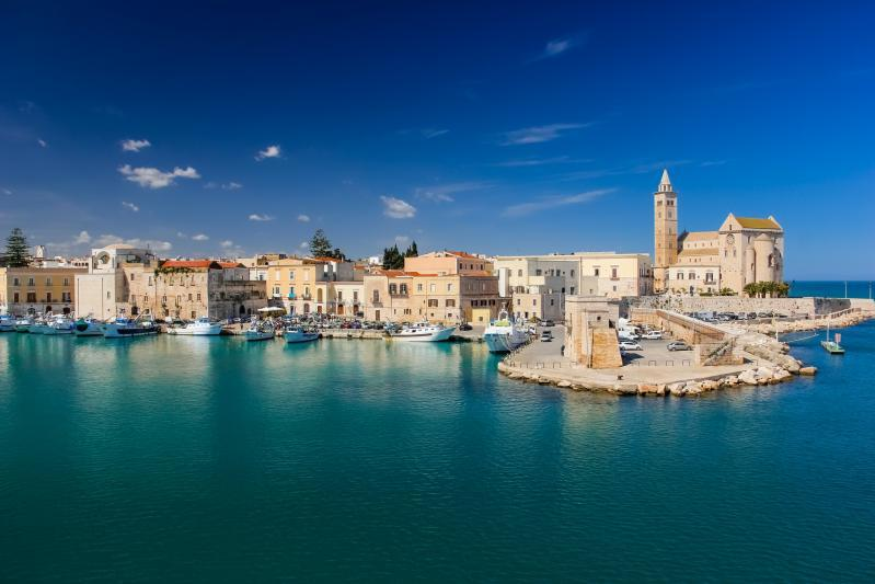 Az olasz csizma sarka... Puglia