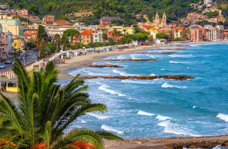 Varázslatos Ligúria és egy csipetnyi francia Riviéra