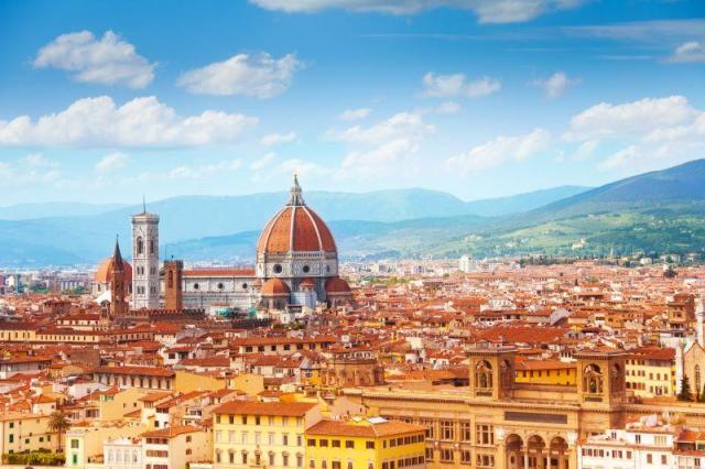 Firenze - A reneszánsz bölcsője