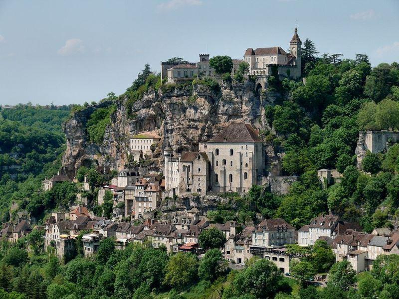 A Dordogne vidék szépségei