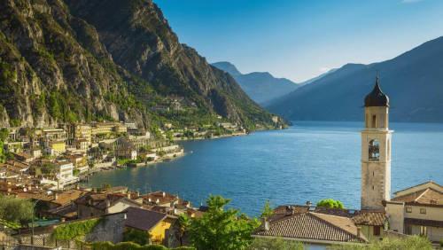 A gyönyörű Garda-tó és operaelőadás Veronában