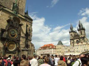 Cseh világörökségek és a száztornyú Prága