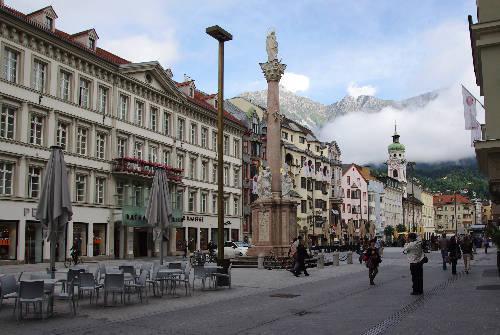 Szilveszter Innsbruckban