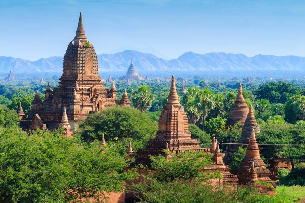 Burma és Thaiföld
